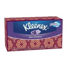Image result for kleenex facial tissues 60s