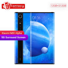 <b>Original New Xiaomi</b> MIX Alpha 12GB 512GB Snapdragon 855Plus ...