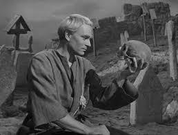 Resultado de imagen para hamlet skull scene