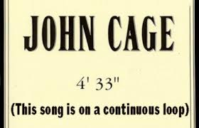 "「1952 john cage ""4 minutes 33 seconds in new york」の画像検索結果"