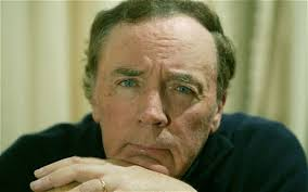 James Patterson is the world's highest paid author, earnign £51million in one year Photo: Roger Taylor - James_Patterson_1975830c