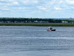 saved after clam boat catches fire on housatonic connecticut post fire boat a clam boat caught fire in the housatonic river between milford and stratford