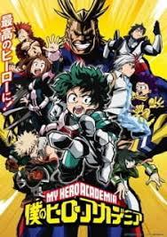 <b>Моя геройская академия</b> / Boku no Hero Academia