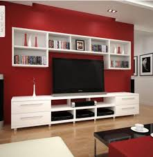 ideas living room pictures maybe use pictures instead of the shelves or alternate tv stand ideas