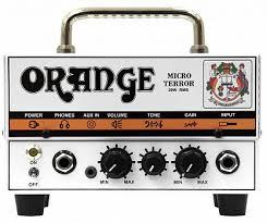 Купить <b>гитарный усилитель Orange</b> Micro Terror MT20 в ...