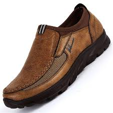 Shoes LL <b>Men's</b> Winter <b>Leather Casual</b> Shoes <b>Breathable</b> Antiskid ...