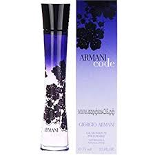 Armani Code by Giorgio Armani Eau De Parfum Spray ... - Amazon.com
