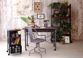 27 ingenious industrial home offices with modern flair chic home office office