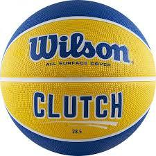 <b>Мяч баскетбольный WILSON Clutch</b> 285