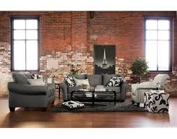 furniture living room wall: the colette collection gray  the colette collection gray