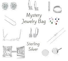 <b>Genuine 925 Sterling Silver</b> Jewelry Mystery Bag - DailySale