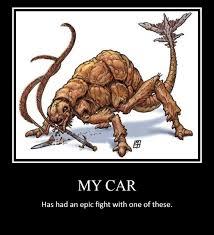 Rust, Rusty Car, Rust Monster, DnD | I am a D&D Geek! | Pinterest ... via Relatably.com