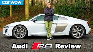 <b>Audi R8</b> V10 review: see how quick it really is... - YouTube
