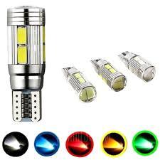 T10 - 5630 <b>Car LED Lights</b> 10 SMD Decoding Show Width <b>Light</b> ...