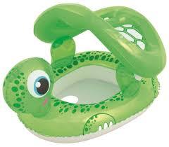 <b>Круг надувной Bestway</b> Floating Turtle Baby Care Seat 34094 BW ...