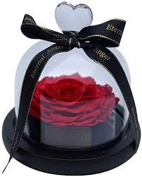 Amazon.co.jp: Birthday Gift Flower <b>Eternity Flower Finished</b> Gift <b>Box</b> ...