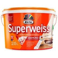 <b>Краска Dufa Superweiss</b> матовая — <b>Краски</b> — купить по выгодной ...