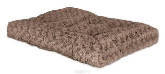 лежанка для животных midwest ombre цвет мокко 107 х 69 см