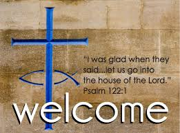 Image result for welcome to church