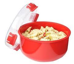 Купить Sistema <b>Контейнер круглый Microwave</b> 1113 красный по ...