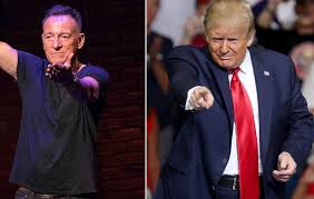 """<b>Bruce Springsteen</b> on Donald Trump: """"He is a threat to our democracy"""""""