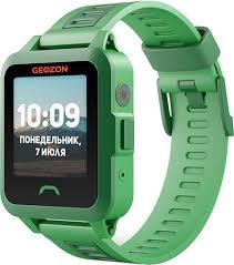 Детские <b>умные часы Geozon Active</b> Green (G-W03GRN) - купить ...