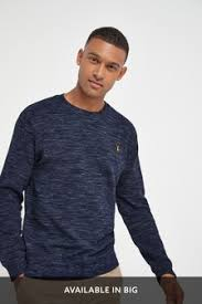 <b>Mens Casual</b> Sweat Tops | Zip Through & Hooded Sweat Tops | Next