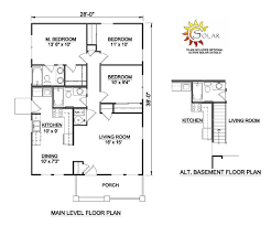 Small House Plans and Floor Plans for Affordable Home Building at    ORDER this house plan  Click on Picture for Complete Info