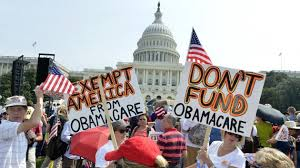 Repeal. Replace. Defund.