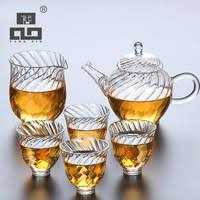 Glass tea set - <b>TANGPIN</b> Official Store - AliExpress