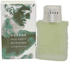 <b>Ulysse</b> By <b>Vicky Tiel</b> For Men. Eau De Toilette Spray 3.3 Ounces ...