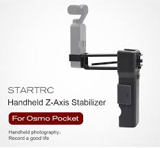 <b>STARTRC Handheld Z-Axis</b> Gimbal Stabilizer for DJI OSMO Pocket ...