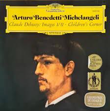 Claude <b>Debussy - Arturo Benedetti Michelangeli</b> - Images I/II ...