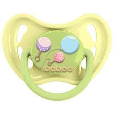 <b>Соска</b>-<b>пустышка</b> латексная <b>Baboo</b> 0+ мес. Коллекция <b>Baby</b> ...