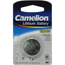 <b>Батарейка CR2430</b> Camelion CR2430 1 шт. — купить, цена и ...