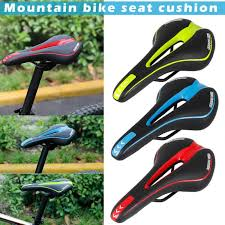 <b>1pc Bike Saddle</b> PVC Hollow Bicycle Seat for MTB Road Bike ASD88