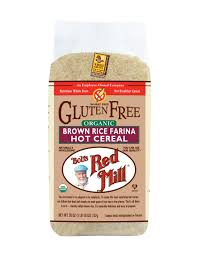 Bob's Red Mill <b>Organic Brown Rice Farina</b> Hot Cereal, 26 Oz ...
