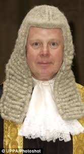 Lord Justice Thomas (Hon Sir Roger John Laugharne Thomas) - article-1135491-034CC575000005DC-477_233x423