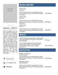 microsoft word resume templates org microsoft word resume templates