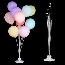 Buy 1 Set Balloon Table For Children Birthday Party <b>Decoration</b> ...
