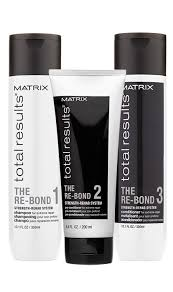 Total Results The Re-<b>Bond</b> Hair Products for Weak Hair | <b>Matrix</b>