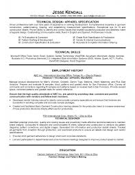 examples of technical resumes template examples of technical resumes