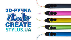 <b>3D ручка 3Doodler</b> Create обзор - YouTube
