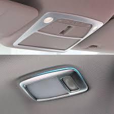 <b>Окантовка плафонов освещения салона</b> (комплект 3 шт) Nissan ...