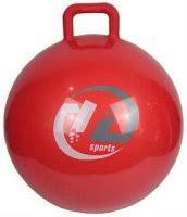 <b>Мяч</b>-попрыгун <b>Z</b>-<b>Sports GB65</b> Red, 65 см - купить товар для ...