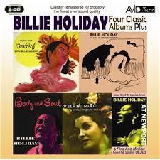 <b>Billie Holiday</b>: <b>Billie Holiday</b>: Four <b>Classic</b> Albums Plus album review ...