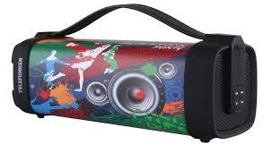 <b>Портативная</b> акустика <b>TELEFUNKEN TF</b>-<b>PS1241B</b> — купить по ...
