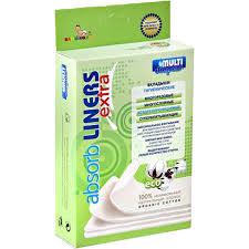 <b>Вкладыши Multi</b>-<b>Diapers</b> Extra для многоразовых подгузников, 4 шт