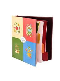Книга для записи кулинарных рецептов 18*<b>23</b>*4см Русские ...