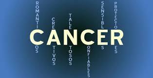 Resultado de imagen para signo cancer